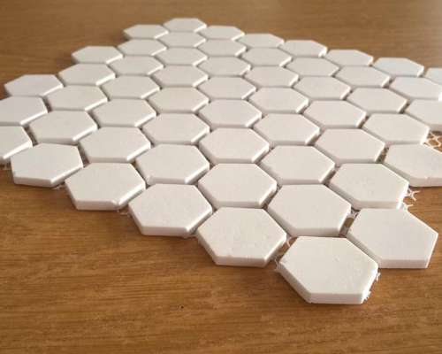 Ceramica Anti-desgaste 92% Alúmina