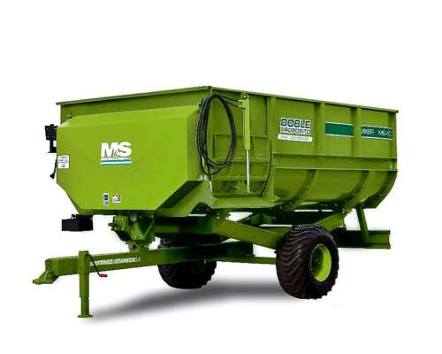 Mixer Dual Vagon MYS 8,5 M