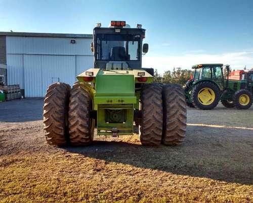 Tractor Zanello 500 C Articulado Tracción Doble Rodado Dual