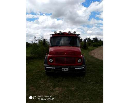 Fertec 6000 Serie 3 Montada en Camion Mercedes Benz 1114 con
