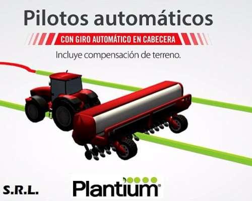 Piloto Hidraulico Plantium Para Siembra