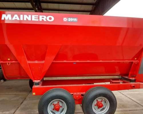 Nuevo Mixer Mainero 2911 C/ Balanza y Cub. - Disponible