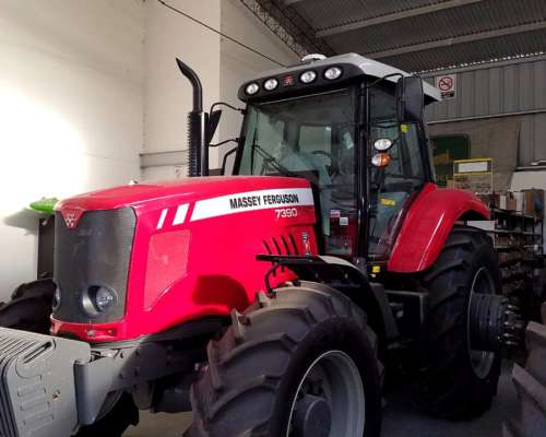 Tractor Massey Ferguson 7390 Nuevo Entrega Inmediata