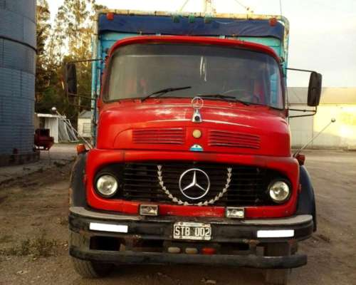 Mercedes Benz 1114, Llevado a 1518