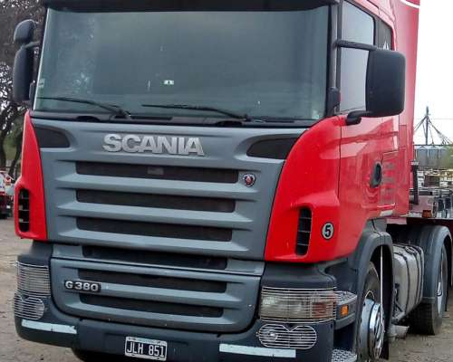 Scania G - 380 - Tractor - Año 2010