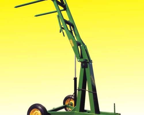 Elevador de Rollos Agroar E.R.4000