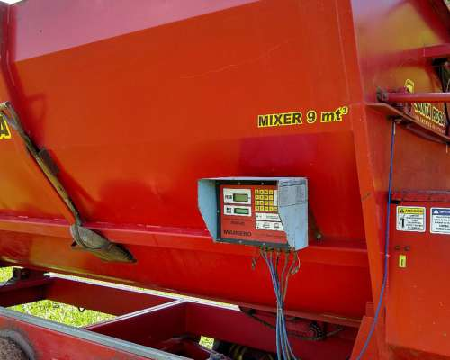 Mixer Santa Rosa 9 M3