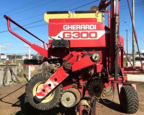 Sembradora Gherardi G 300 Neumatica