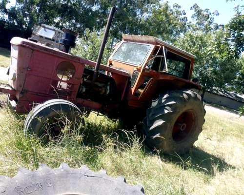 Tractor Fahr 145 Motor 913