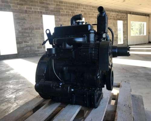 Motor Hanomag 30 HP, Reparado a Nuevo