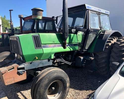Tractor Deutz AX 160 con Duales