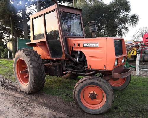 Tractor Zanello V-210
