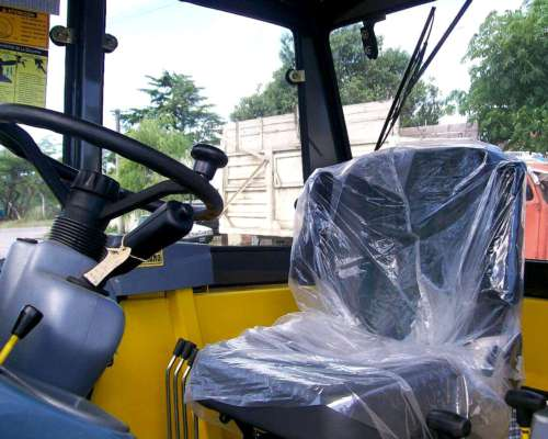 Tractor Pauny 250 Linea EVO