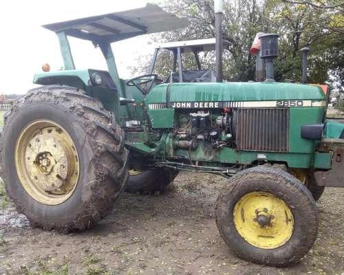 Tractor Jhon Deere 2850