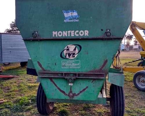 Mixer Montecor 5.5mt3 1 Eje