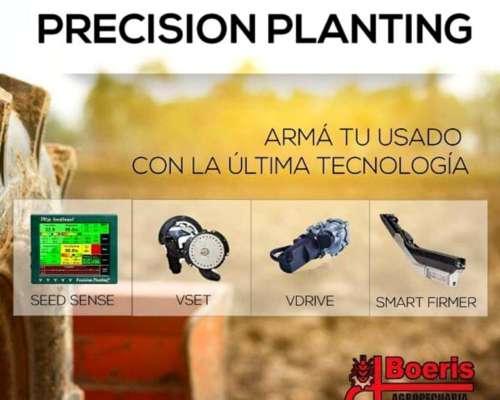 Presicion Planting V-set, V-drive, Smartfirmer, Airforce.
