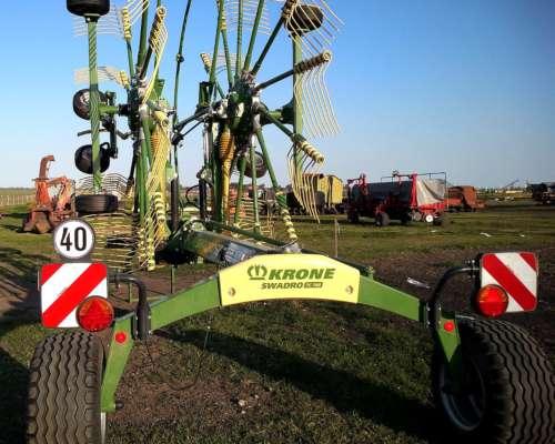 Rastrillo Giroscopico Krone, Swadro TC760 de 2 Rotores