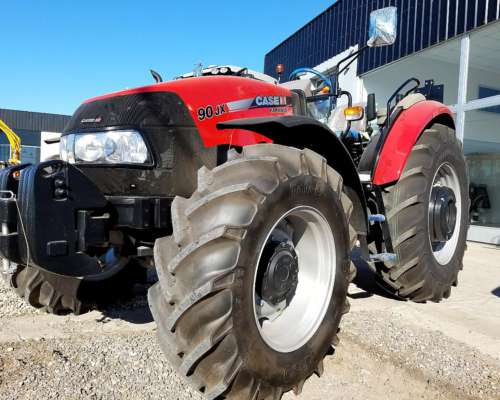 Tractor Case JX 90 Doble Traccion 3 Puntos Disponible