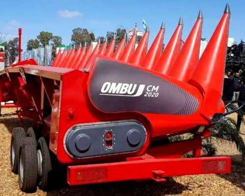 Concesionario Oficial Ombu Maiceros.amplio Stock Repuestos