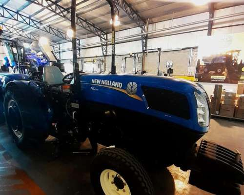 Tractor New Holland T4.65v 2wd - 0km