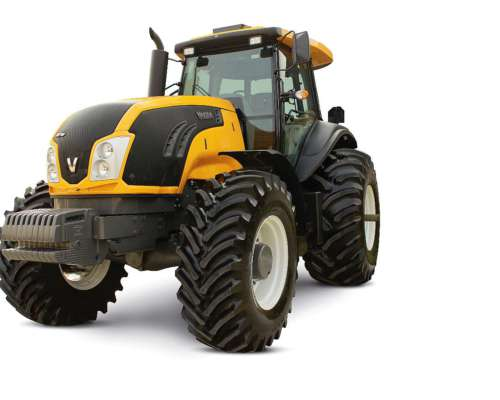 Tractor Valtra BT 210 - Caja Powershift