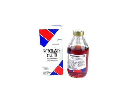 Vitaminas Minerales Roborante X 250 Cc