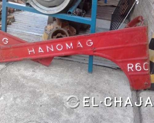 Chapas Laterales Tractor Hanomag R35, R40, R60 y Otros.-