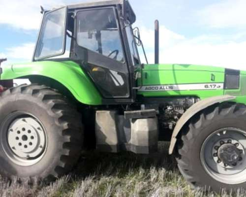 Tractor Agco Allis 6175 D.t. año 2004, ROD.24,5 X 32 6900 Hs