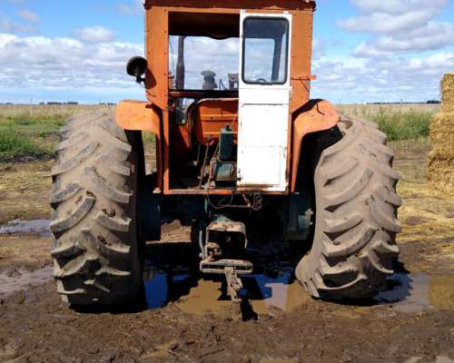 Tractor Marca Fiat 900