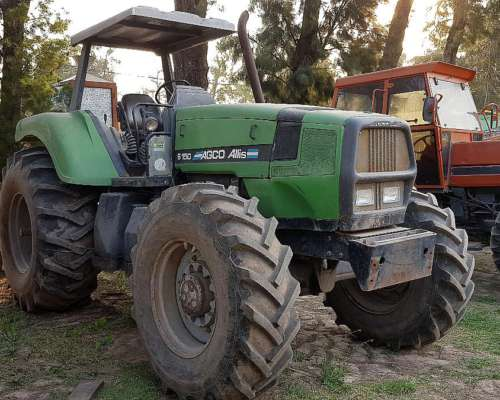 Agco Allis 6.150 Doble Traccion C/techo