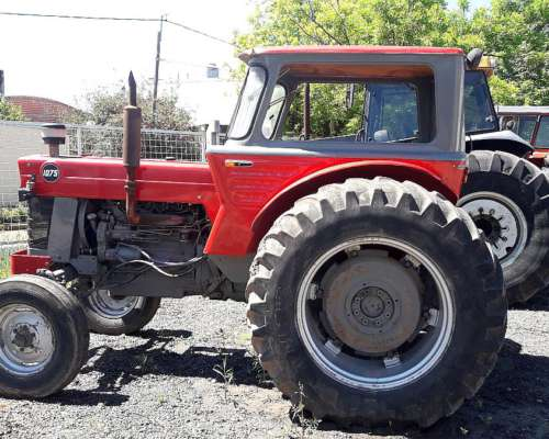 Tractor Usado Marca Massey Ferguson Modelo 1075 año 1975