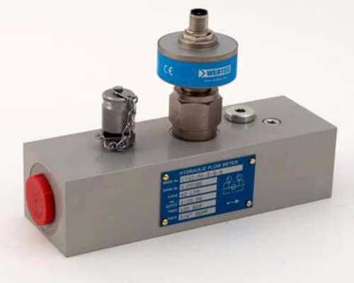 Series Analógicas Ct60, CT150 Caudalímetros de Turbina