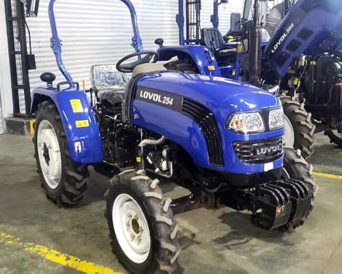 Tractor Lovol Linea TE.