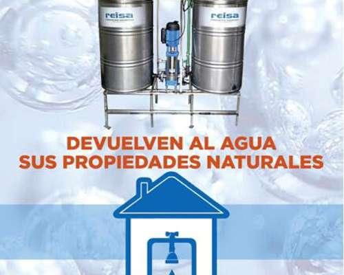 Plantas Purificadoras de Agua Potable con Poca Inversión
