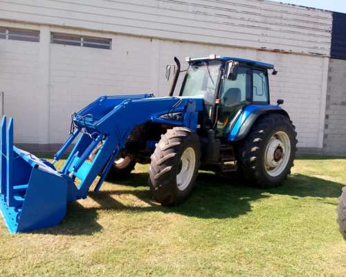 New Holland TM 135