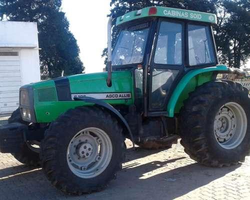 Tractor Agco Allis 6.125 - año 2004