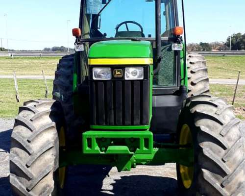Tractor John Deere 6600 - con Viesa. Impecable-oferta