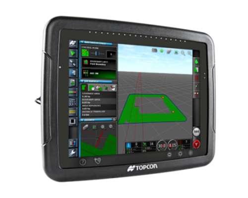 Piloto Automático con Consola Topcon X 30