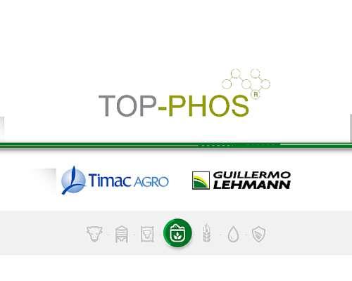 Top Phos 724 - Fertilizante Timac Agro