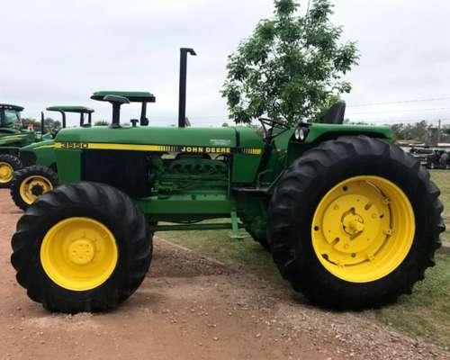 Tractor John Deere 3550 DT