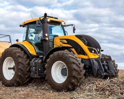 Tractor Valtra T 230 - Caja CVT