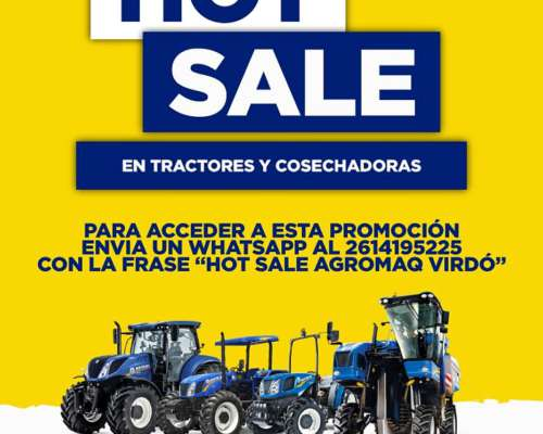 Tractor New Holland HOT Sale - 0km