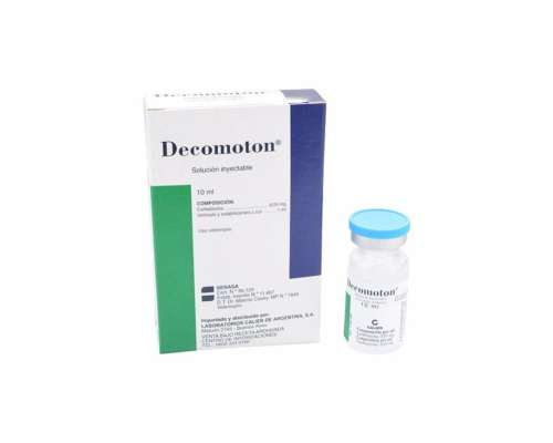 Hormonales Decomoton X 10 CC