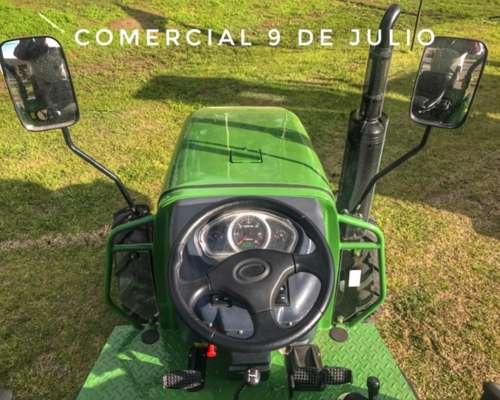 Tractor Zoomlign-chery de 50hp. DT. Nuevo