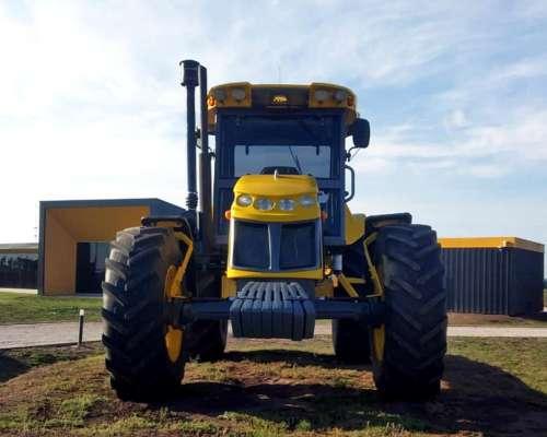 Tractor Pauny 280a Centro Cerrado