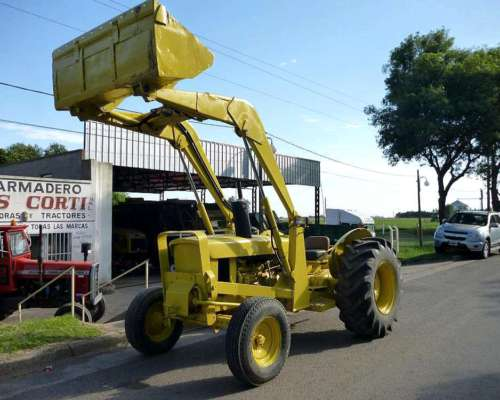 Tractor Pala JD 308