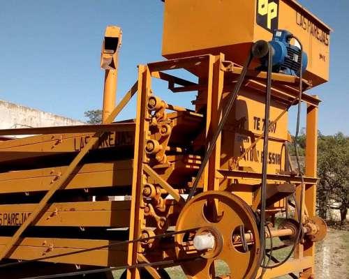 Limpiadora de Semillas 40 Tn/h.- Motor Trifásico