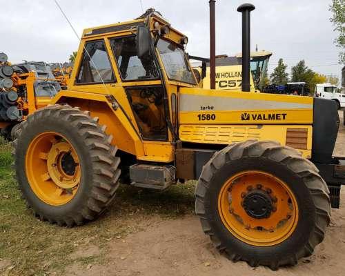 Tractor Valmet 1580 Usado