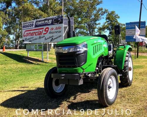 Tractor Agrícola Chery Bylion R400 45hp 4X2 - Oferta