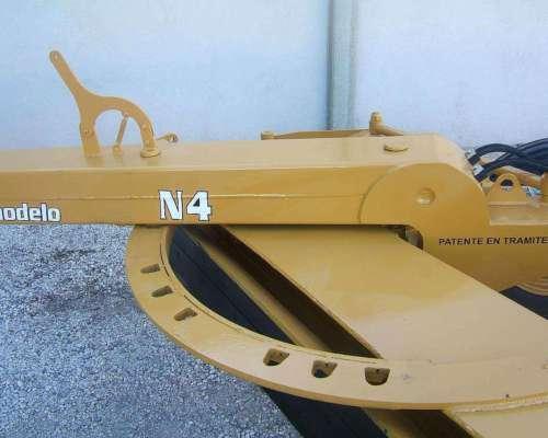 Niveladora de Arrastre Mod N 4 Tbeh